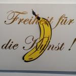 Thomas Baumgärtel: Der Bananensprayer in Ulm