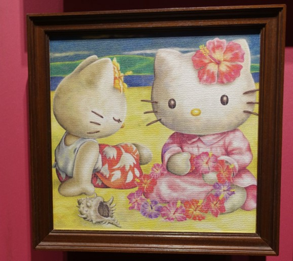 Hello Kitty Art