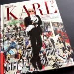 Mode-Wimmelbuch mit Karl Lagerfeld