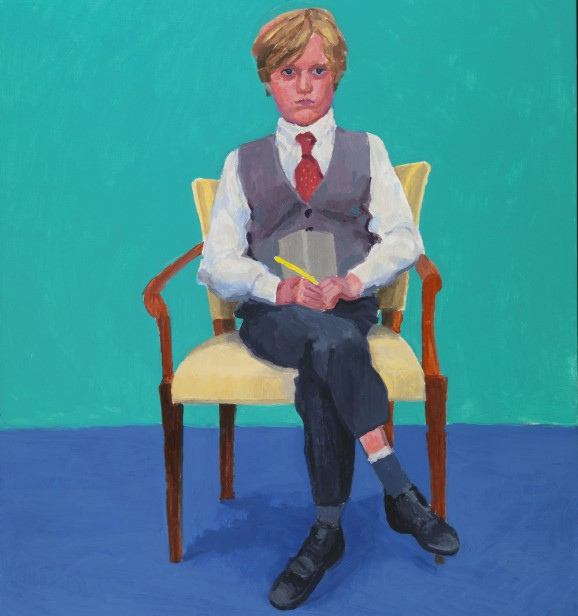 David Hockney Royal Academy of Arts