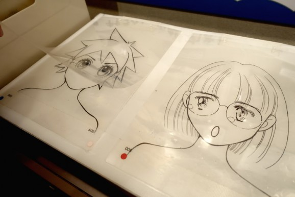 Manga Eyes: Kyoto Manga Museum