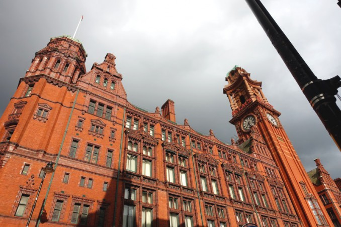 Manchester: Palace Hotel