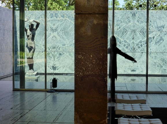 Mies van der Rohe: Barcelona-Pavillon