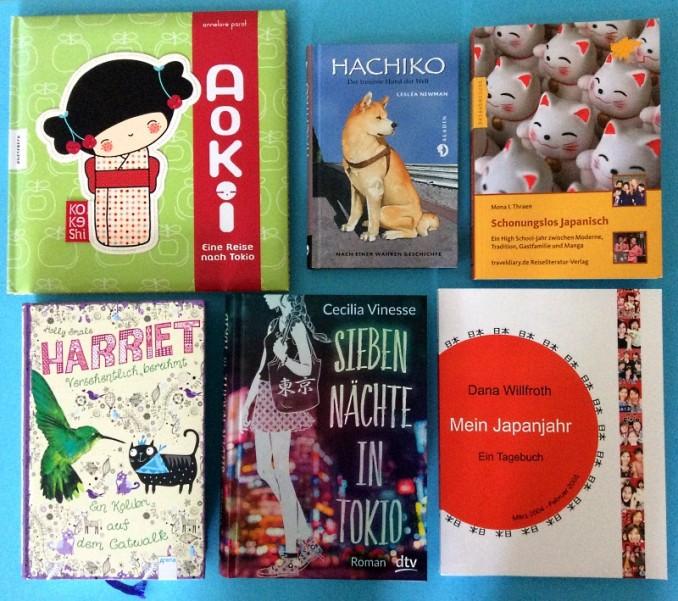 Kinderbücher Japan