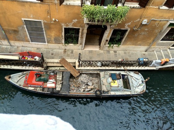 Venedig mit Kind