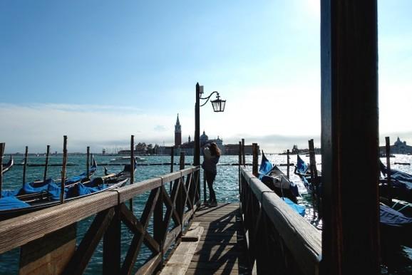 Venedig: Touristenmagnet