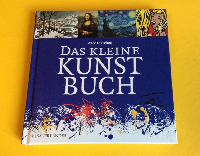 """""""Das kleine Kunstbuch"""", Sauerländer Verlag"""
