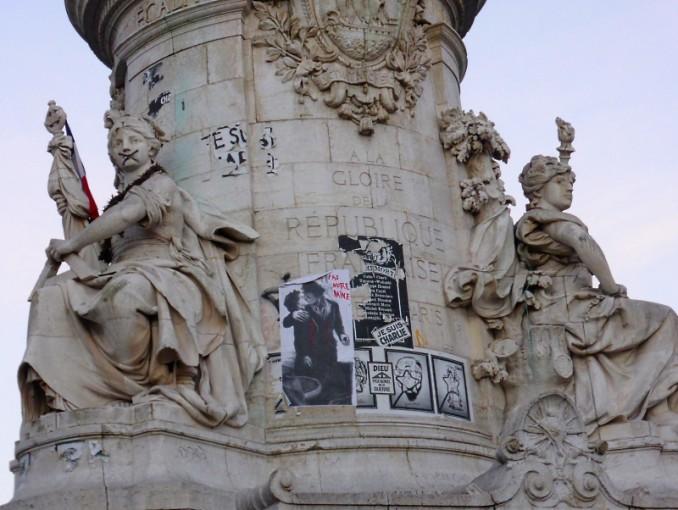Place de la République, 1916