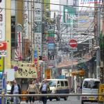 Mit Kindern durch Tokio laufen