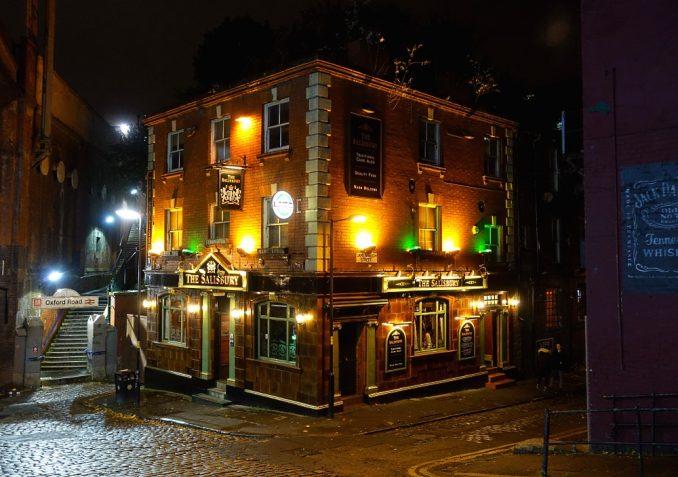 Manchester: The Salisbury Pub