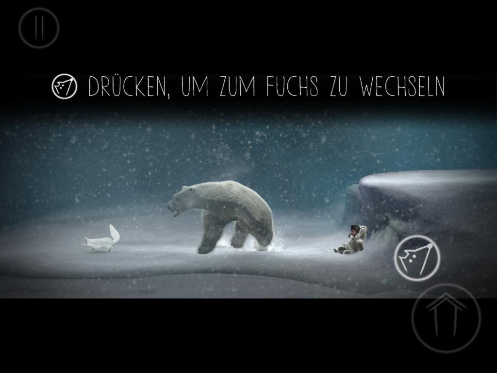 """Die Gefahren der Arktis im Computerspiel """"Never Alone"""""""