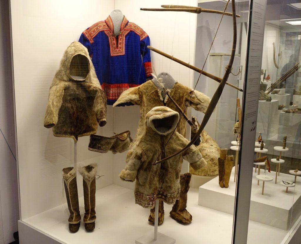 Inuit-Kinderkleidung