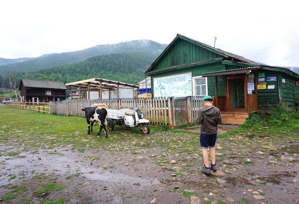 Transsiberian Railway: Bolshie Koty