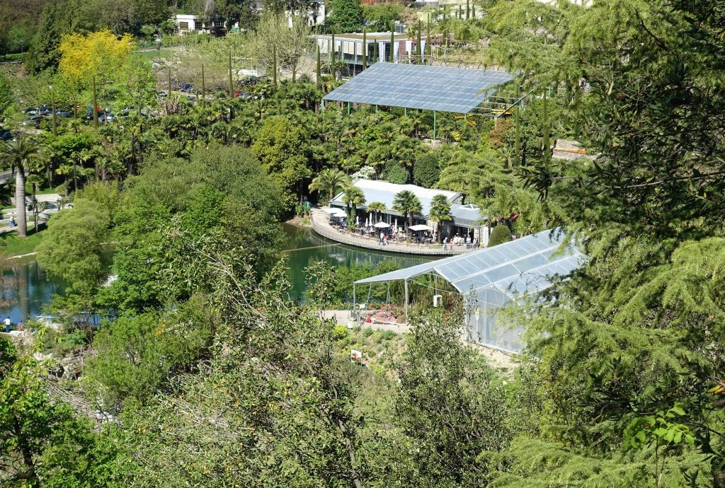 Botanische Gärten Südtirol