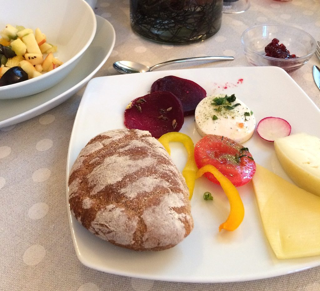 Südtirol Frühstück