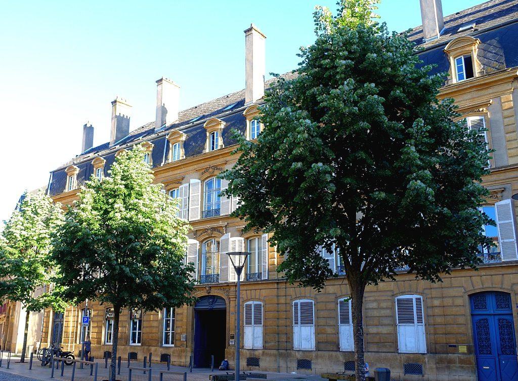 Französische Architektur in Metz