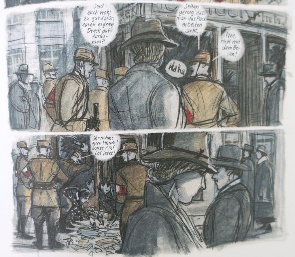 Irmina Reichsprogromnacht