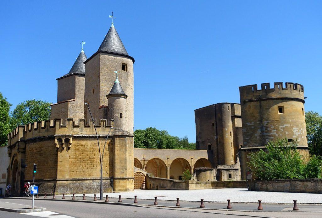 Metz Porte des Allemands