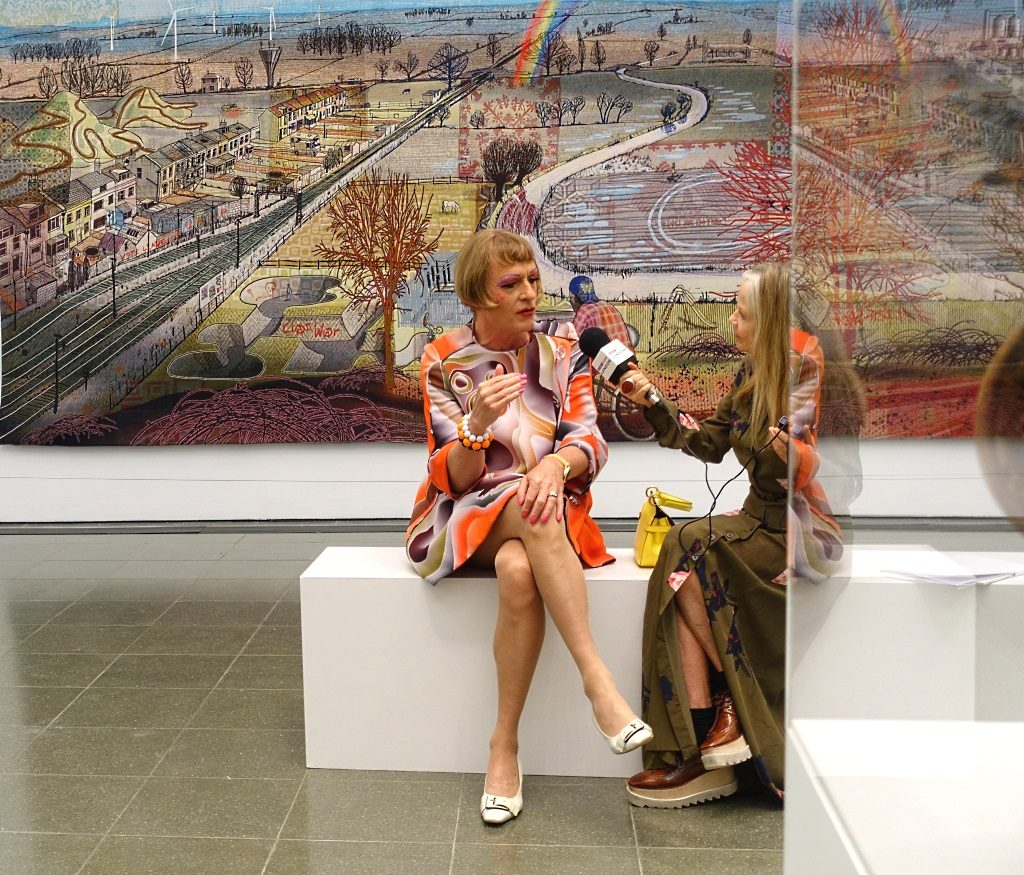 Grayson Perry, Serpentine Gallery