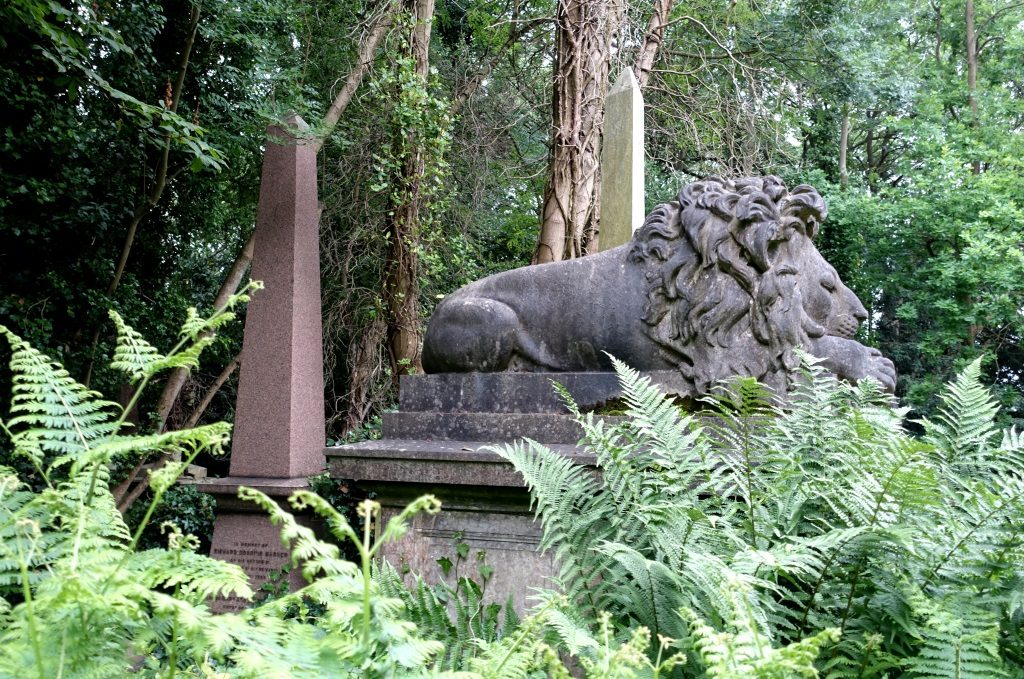 Viktorianisches London: Highgate Cemetery