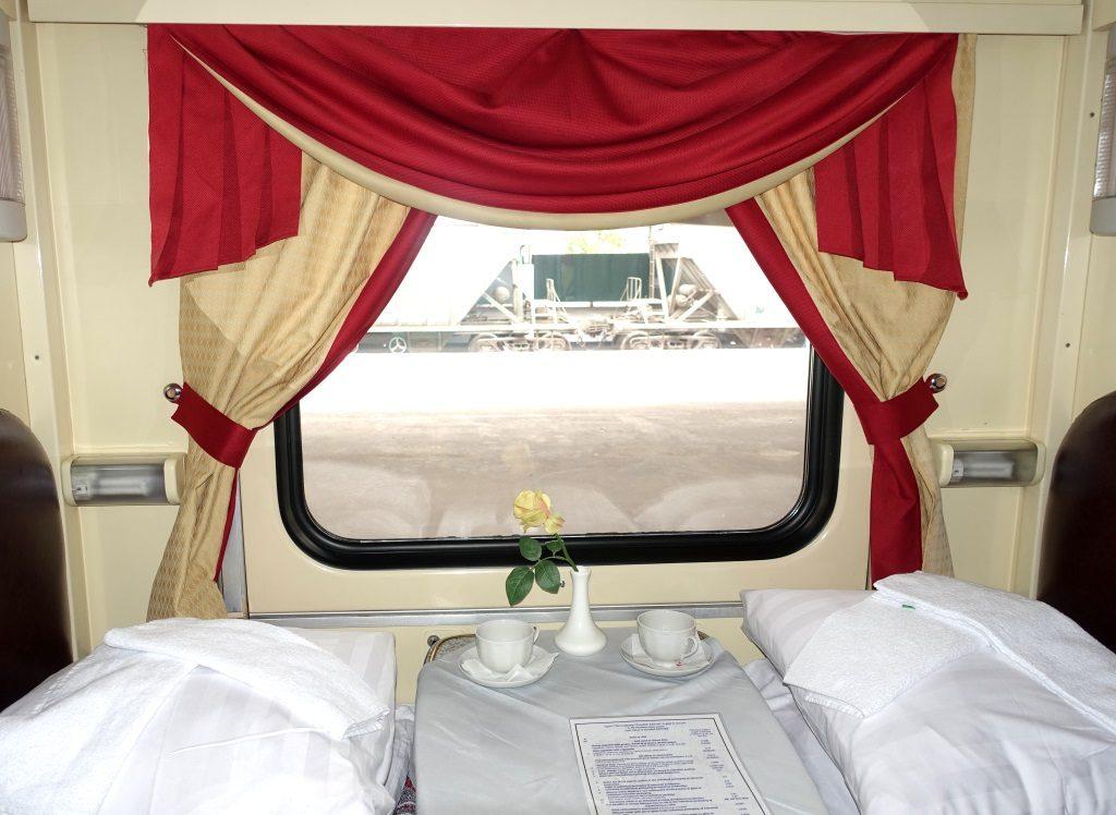 Arktika train Russia