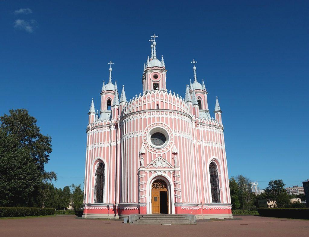 Die Tschesme-Kirche