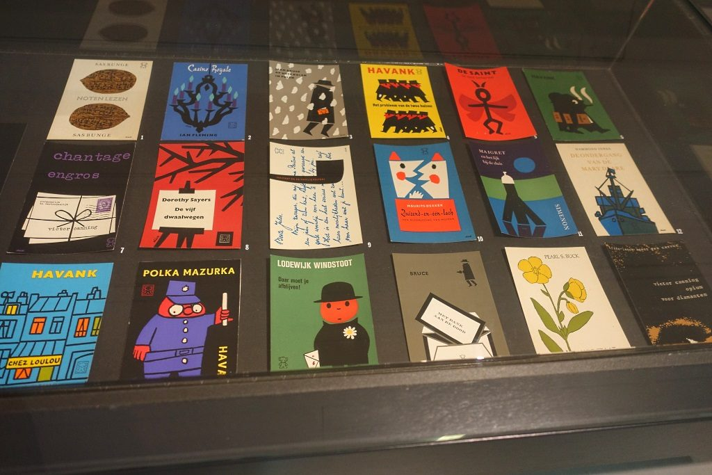 Dick Bruna book jackets