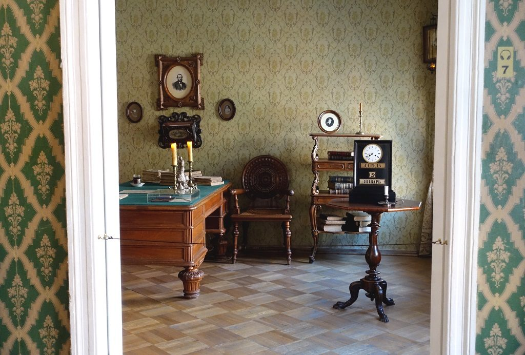 Dostojewski-Museum St. Petersburg