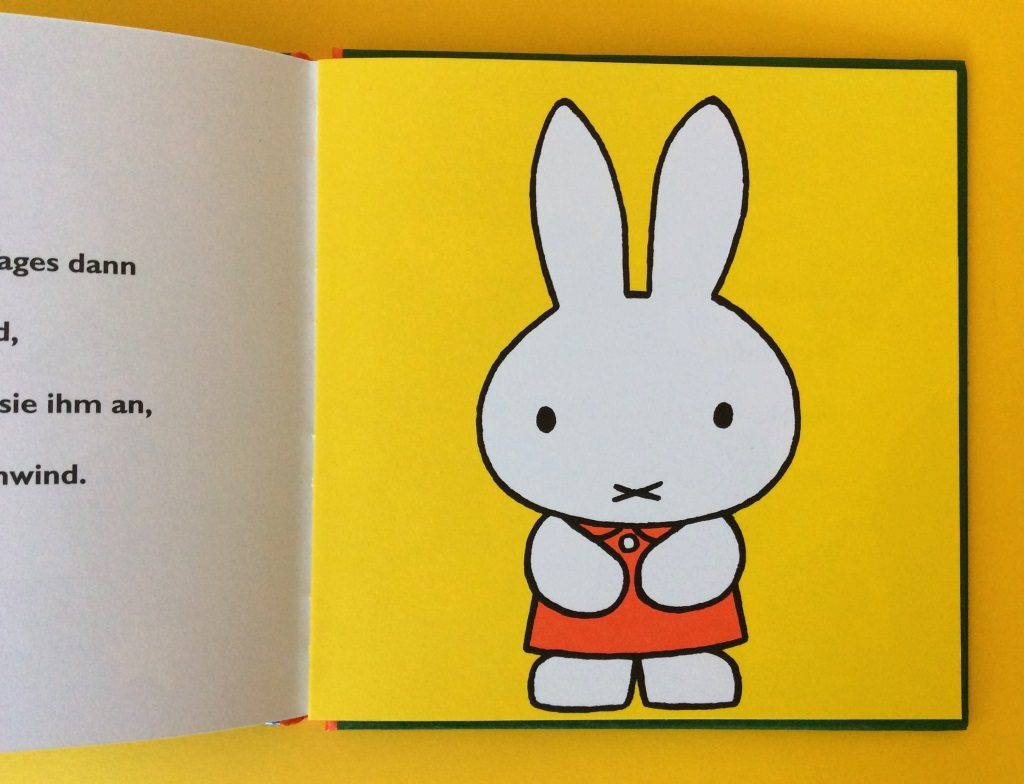 Dick Bruna: Miffy