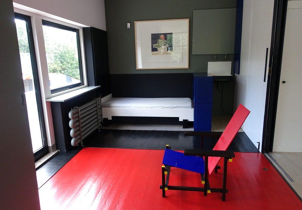 Utrecht Designstadt Für Kinder Und Erwachsene Dank De Stijl Und