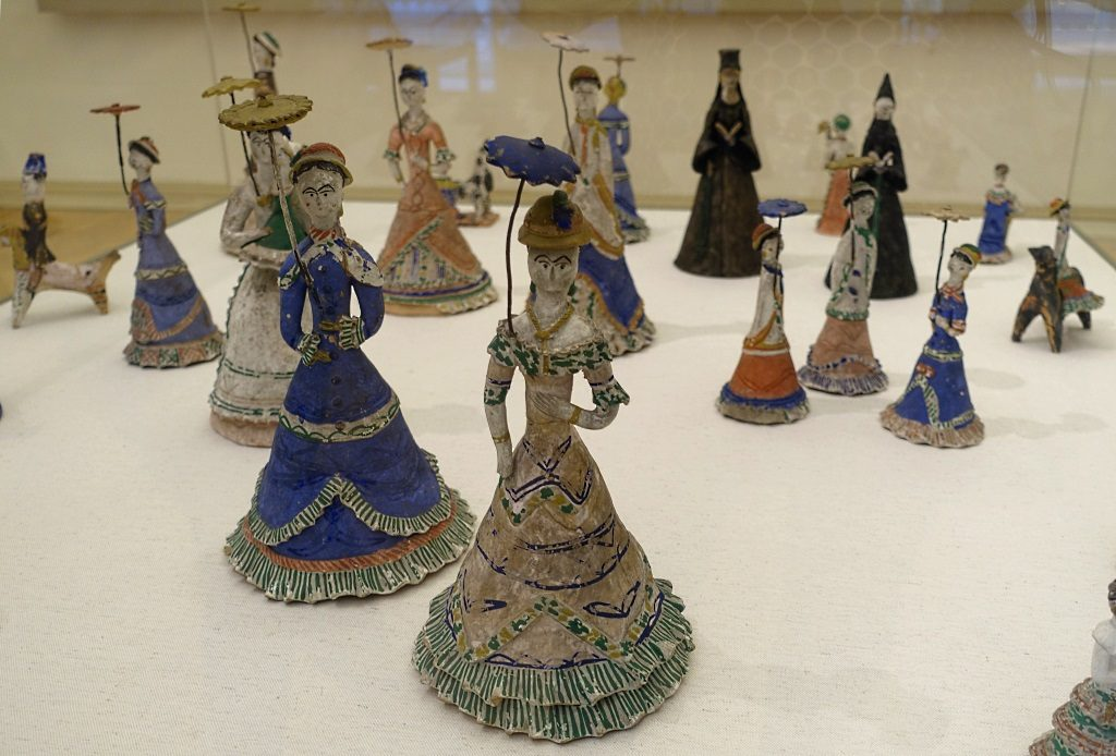 Russisches Museum: Puppen