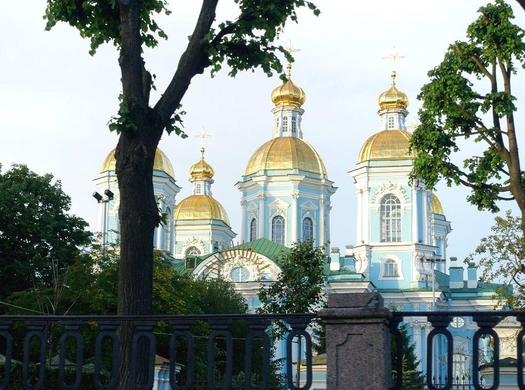 Petersburg: St.-Nikolaus-Kathedrale