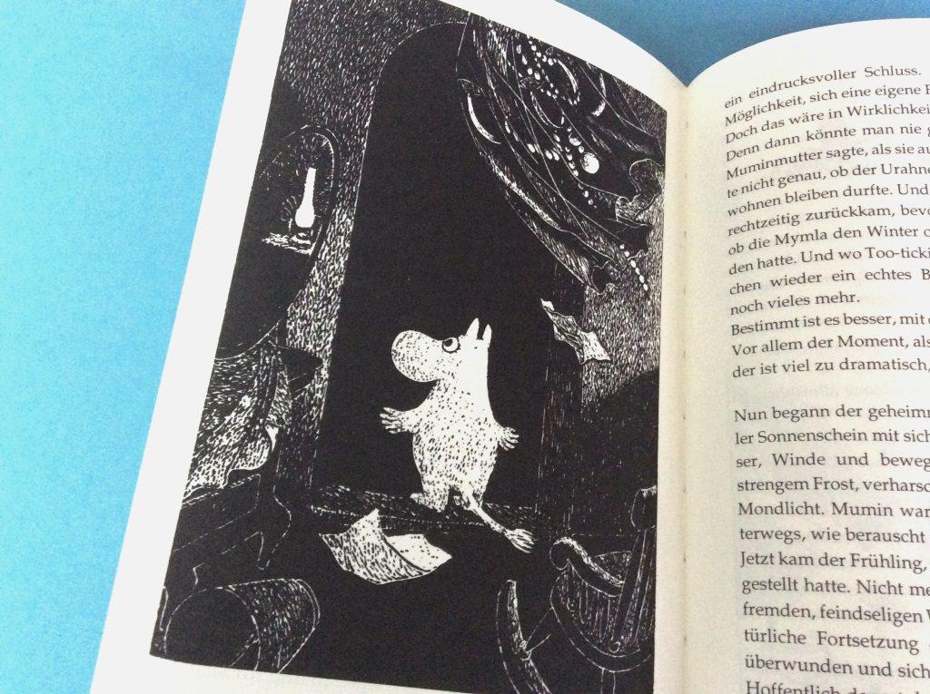 Tove Jansson: Winter im Mumintal