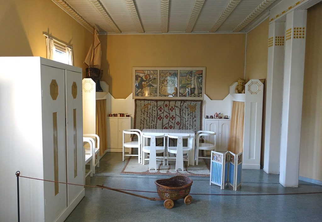 Hvitträsk: Play Room