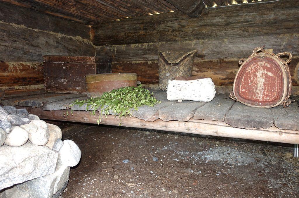 Pielinen Museum: Sauna