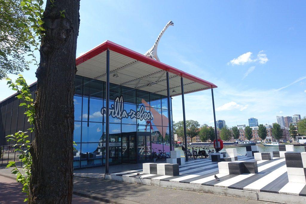 Villa Zebra Rotterdam