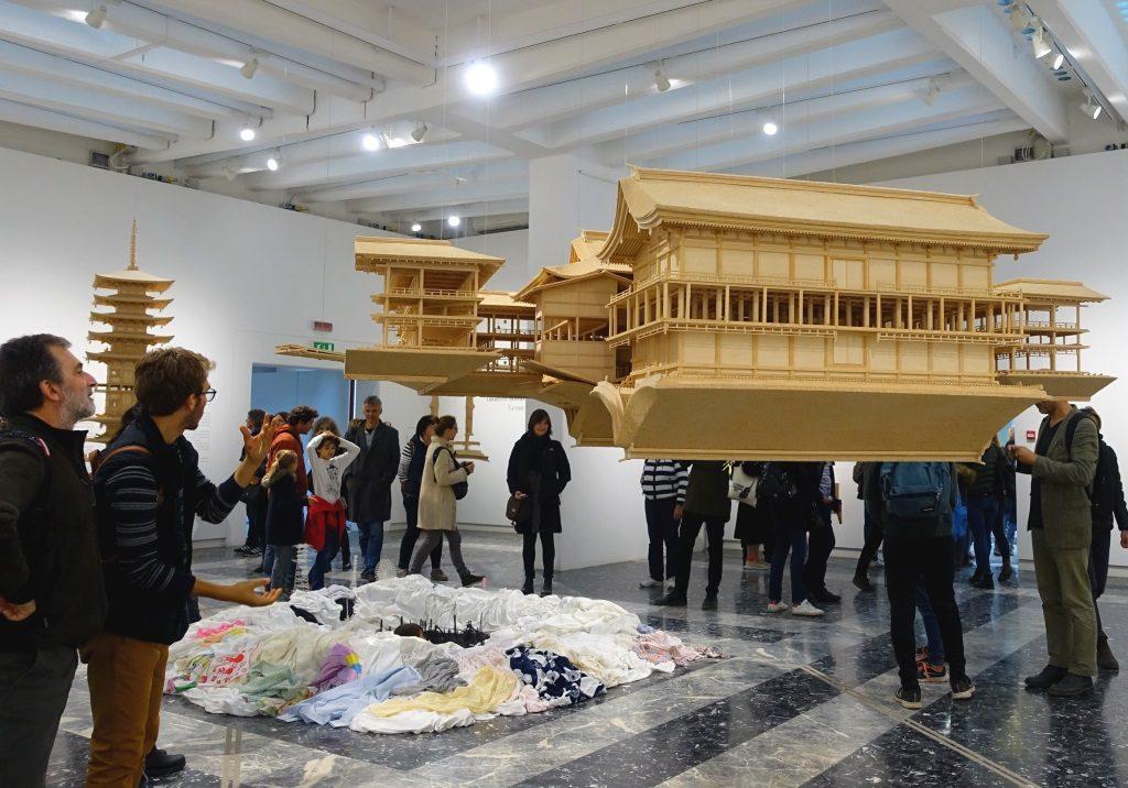 Takahiro Iwasaki, Venice Biennale, Japanese Pavilion