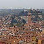Die Balkone von Verona: Kleine Momentaufnahme ohne Romeo und Julia