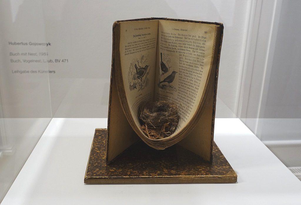 Hubertus Gojowczyk, Buchwelten, Museum Sinclair-Haus