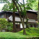 Minimalistischer Gipfel des Reiseglücks: das Edo-Tokyo Open-Air Architectural Museum
