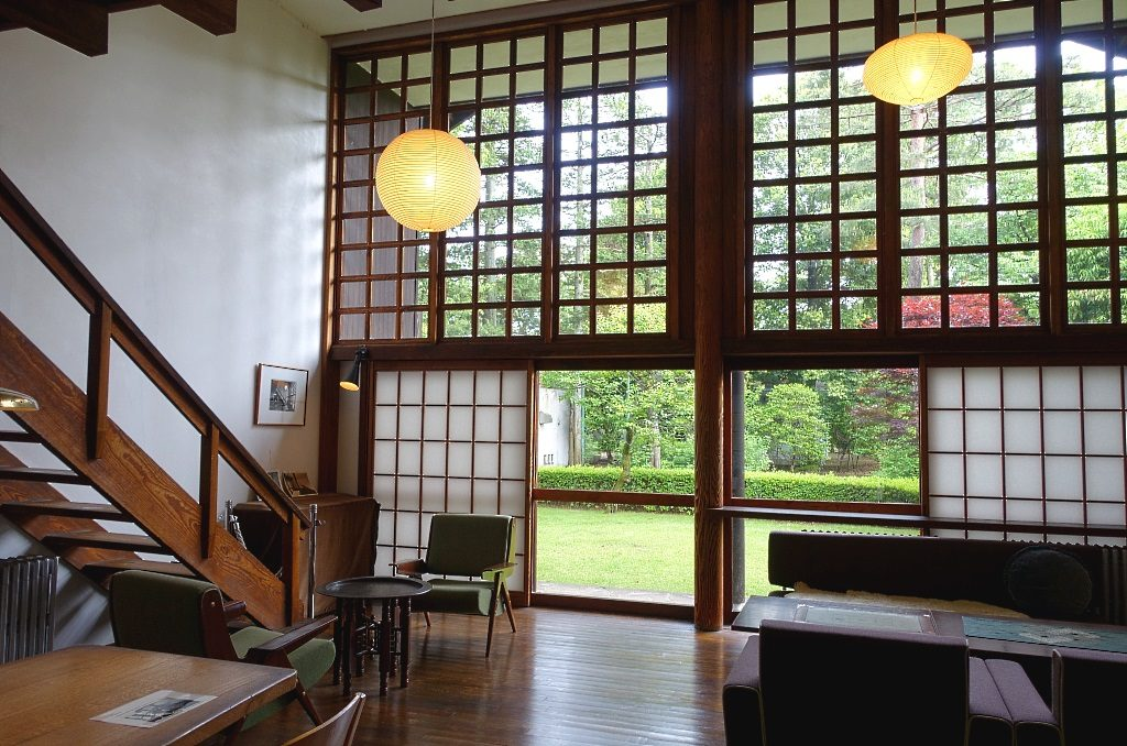 Kunio Mayekawa house from 1942
