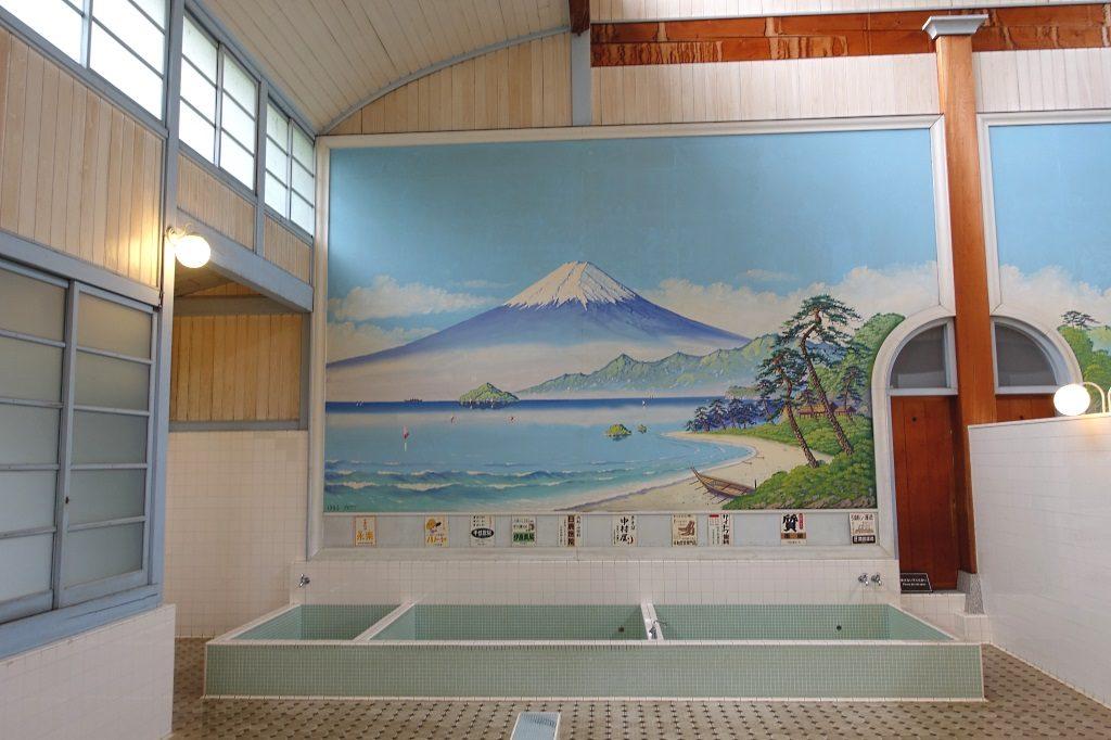 Japan: öffentliches Bad von 1929
