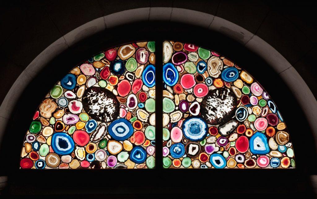 Sigmar Polke Kirchenfenster Zürich