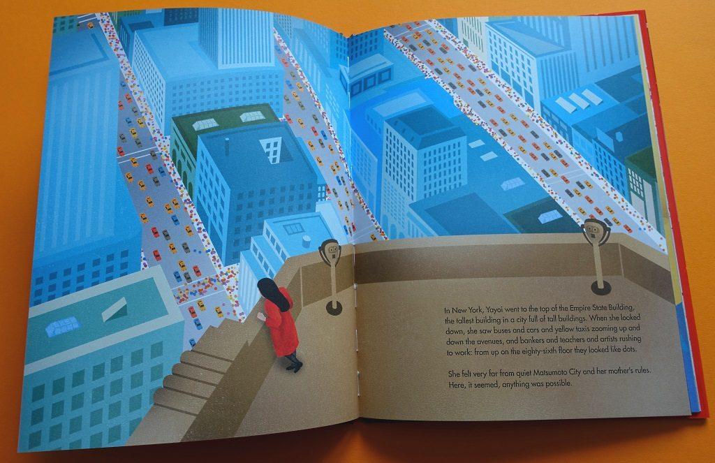Yayoi Kusama Kinderbuch