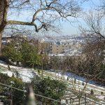 Schnee in Paris: Unser Wintersporttag