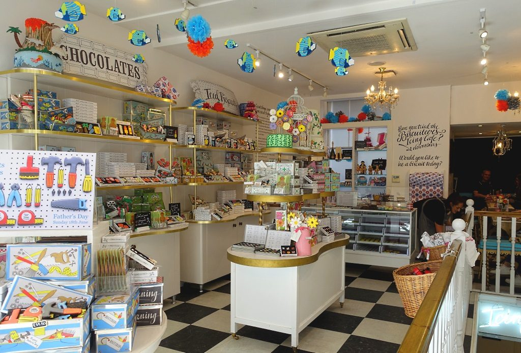 Biscuiteers Boutique and Icing Café