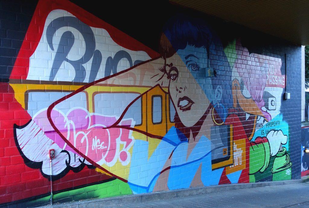Bustart Street Art, Berlin