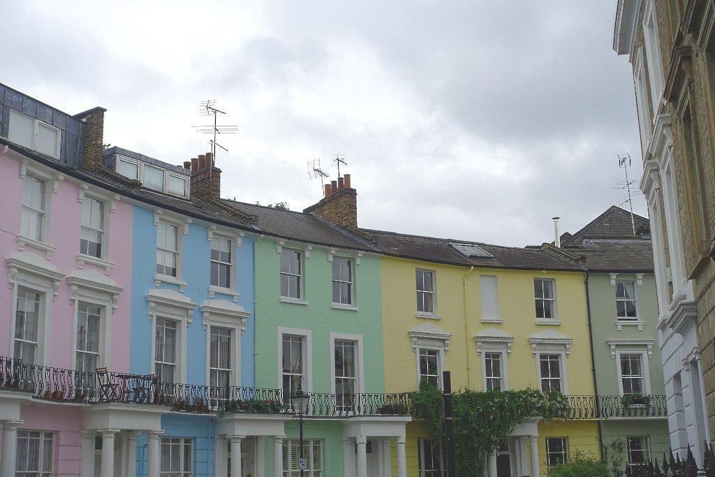 Chalcot Crescent London