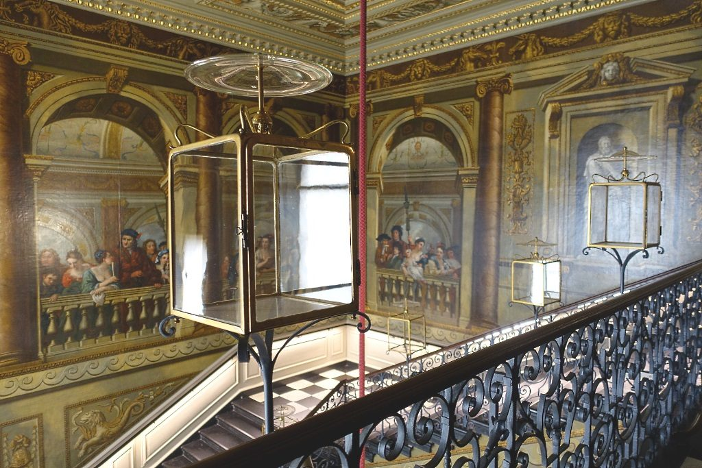 The King's Staircase, Kensington Palace