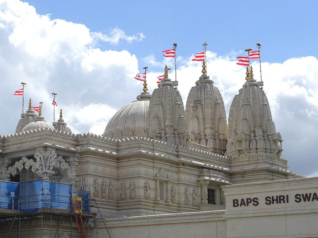BAPS Shri Swaminarayan Mandir Neasden